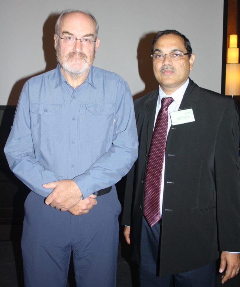 KM Asia 14 Rudolf and Dave Snowden